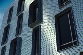 G.I.Metal Building Facade