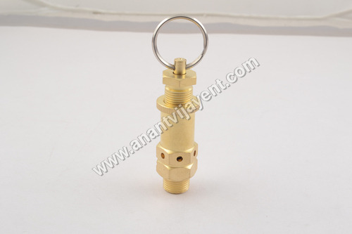 Compressor Safety Valve