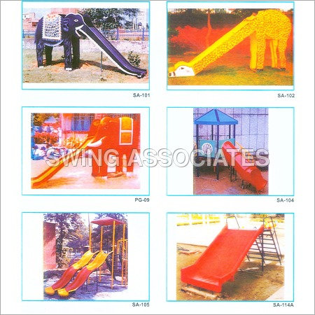 Kids Slides & Swing Sets