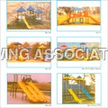 Garden Slides & Swing Sets