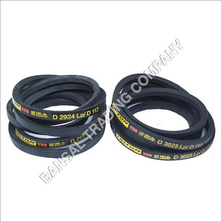 Rubber V Belts