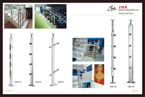 Stainless Steel Balluster For Steel Railing
