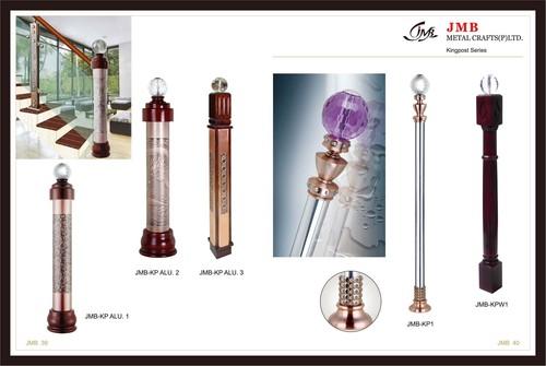 Master Pillar For Railing
