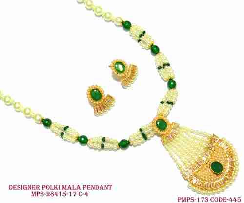 Atrangi Beads Pendant