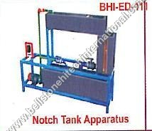 Notch Tank Apparatus