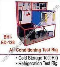 Air Conditioning Test Rig