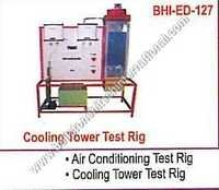 Cooling Tower Test Rig