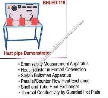 Heat Pipe Demonstrator