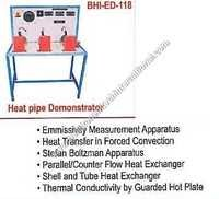 Heat Pipe Demonstrator