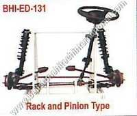 Rack and Pinion Type