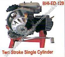 Two Stroke Single Cylinder