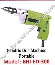 Electric Drill Machine Portable