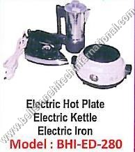 Electric Hot Plate Electric Kettle Electric Iron