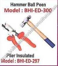 Hummer Ball Peen , Plier Insulated