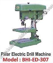 Pillar Electric Drill Machine