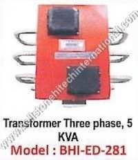 Transformer Three Phase , 5 KVA