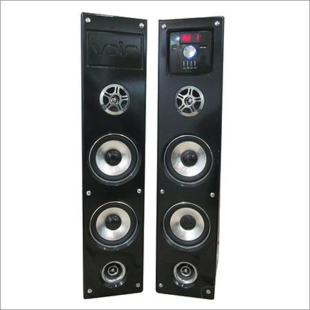 Digital Multimedia Speaker Tower
