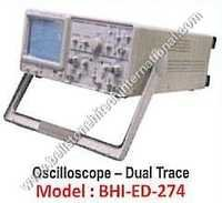 Oscilloscope - Dual Trace