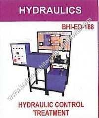 Hydraulic Control Treatment