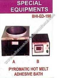 Pyromatic Hot Melt Adhesive Bath