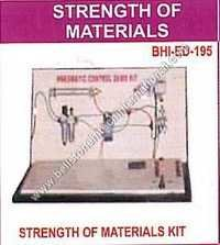 Strength of Materials Kit