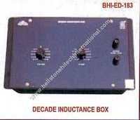 Decade Inductance Box