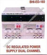 DC Regulated Power Supply Dual Channel