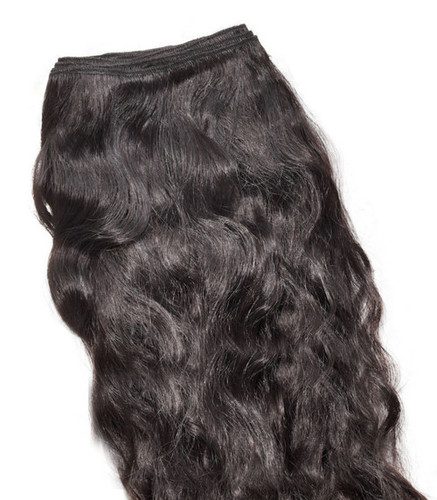 human hair clip in extensions