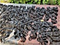 100 human hair weave