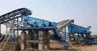 Erection Of Crusher Plants On Turnkey Basis
