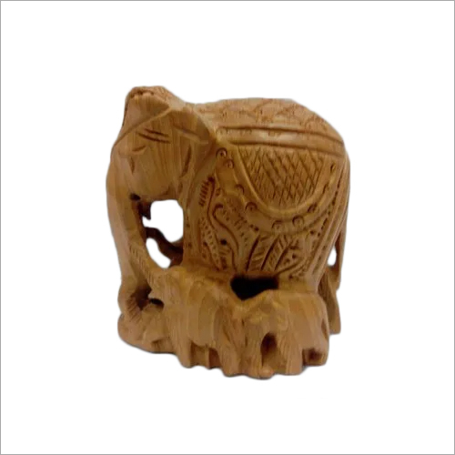 Handicraft Wooden Elephant