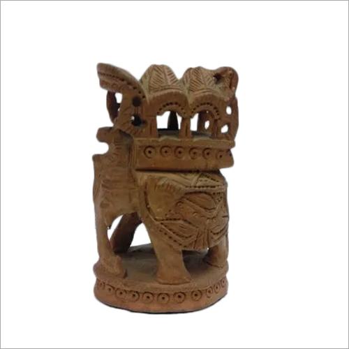 Handicraft Wooden Elephant