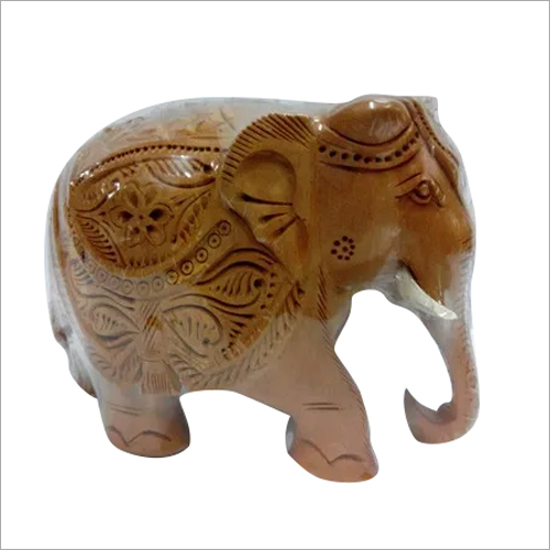 Wooden Elephant No-5