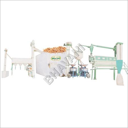 Automatic Atta Chakki and Cleaning Machine