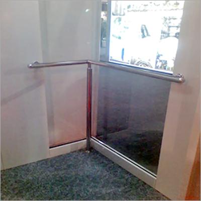 L Shaped Handrails