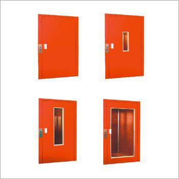 Swing Elevator Door