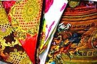 Digital Print Home Furnishings Curtain Fabrics