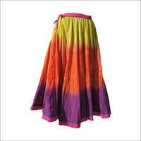 Tie - Dye  Skirt