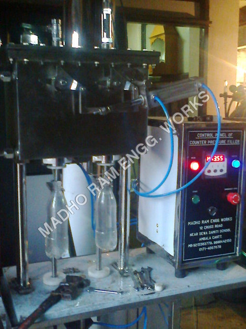 Soda Pet Bottle Filling Plant