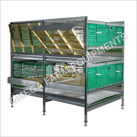 Automatic Battery Cages