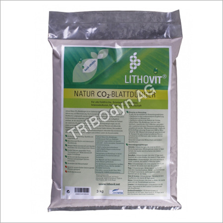 Natural CO2 Fertilizer