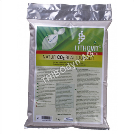 Natural Foliar Fertilizer 3 kg PE foil bag