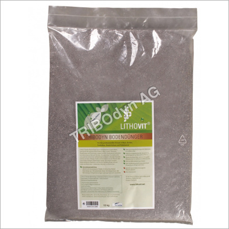 Lithovit Tribodyn Soil Fertilizer 10kg PE foil bag