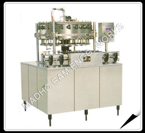 CSD ROTARY FILLING MACHINE