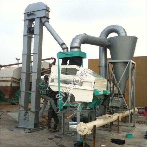 Destoner Machine Complete Unit