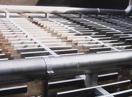 ICBA Coarse Bubble Diffuser aeration System