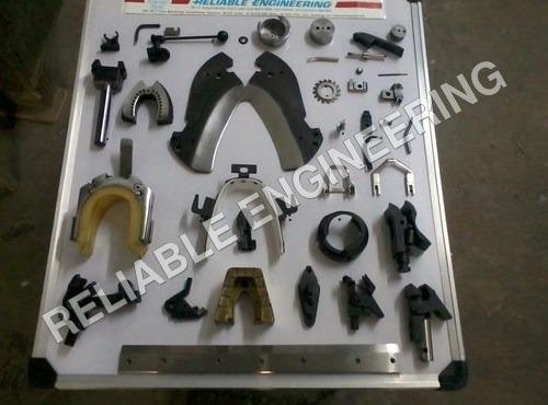 Toe Lasting Machine Assorted Spares\