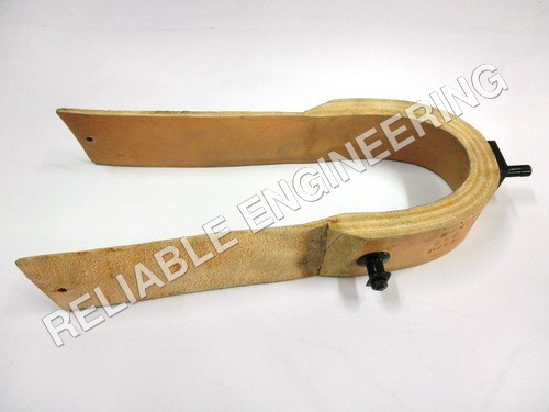 Seat Lasting Leather Heel Band