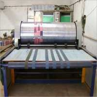 Single Color Flexo Printing Machine