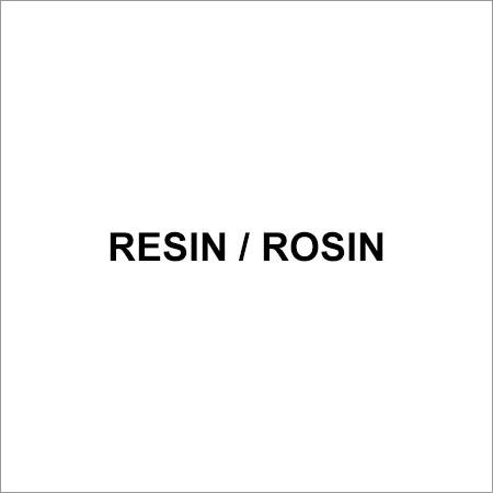 Resin-Rosin